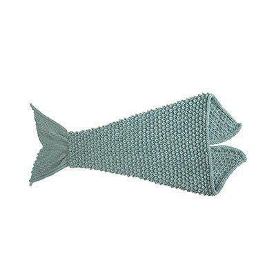 Denizkizi battaniye Mavi