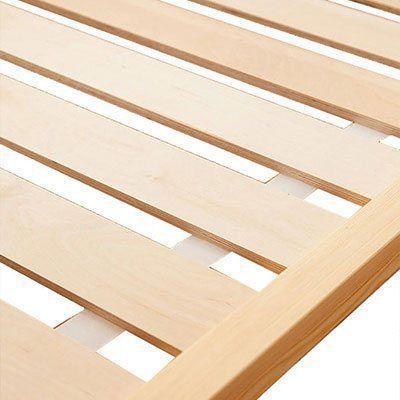 montessori bed slats