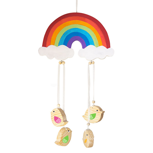 Montessori-yatak-gokkusagi yavrukuşlar